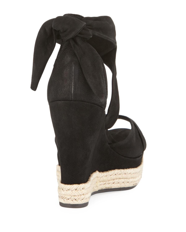 Rubber wedges women shoes for rains