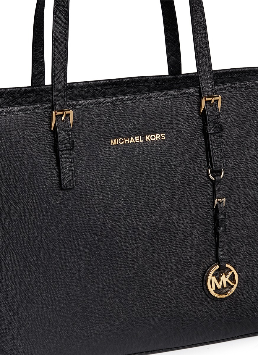Jet Set tote bag - Black Michael Michael Kors Jjp7Xw1