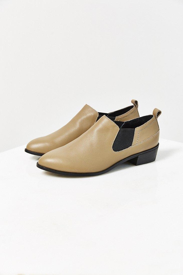 Kelsi dagger brooklyn Veronika Western Shoe in Brown | Lyst