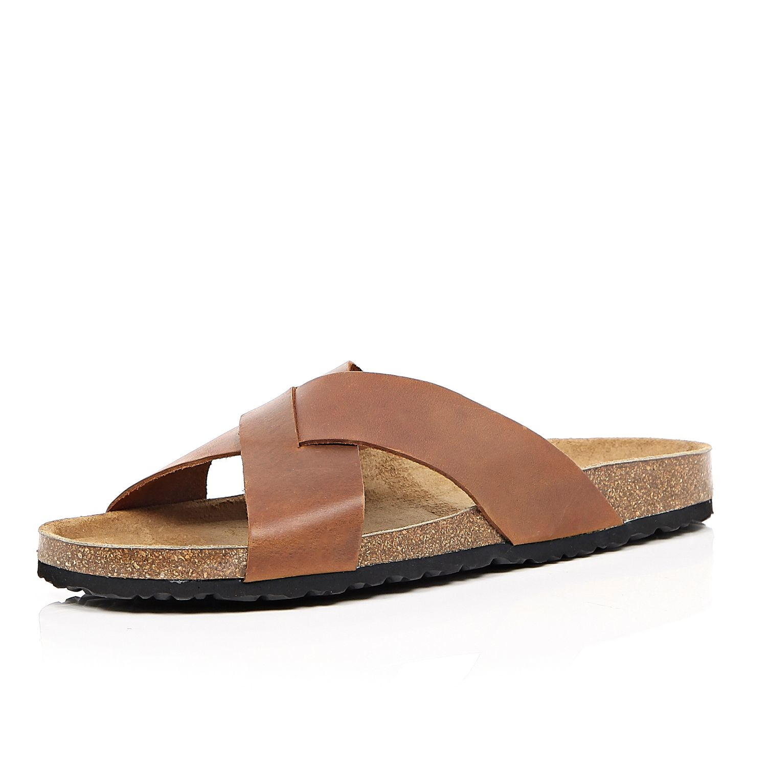 River Island Mens Slippers