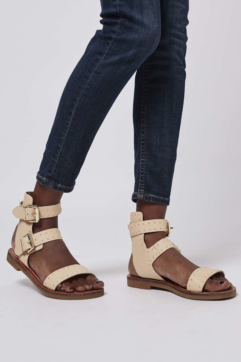 thoughts on outlet store best loved Flower Studded Sandal