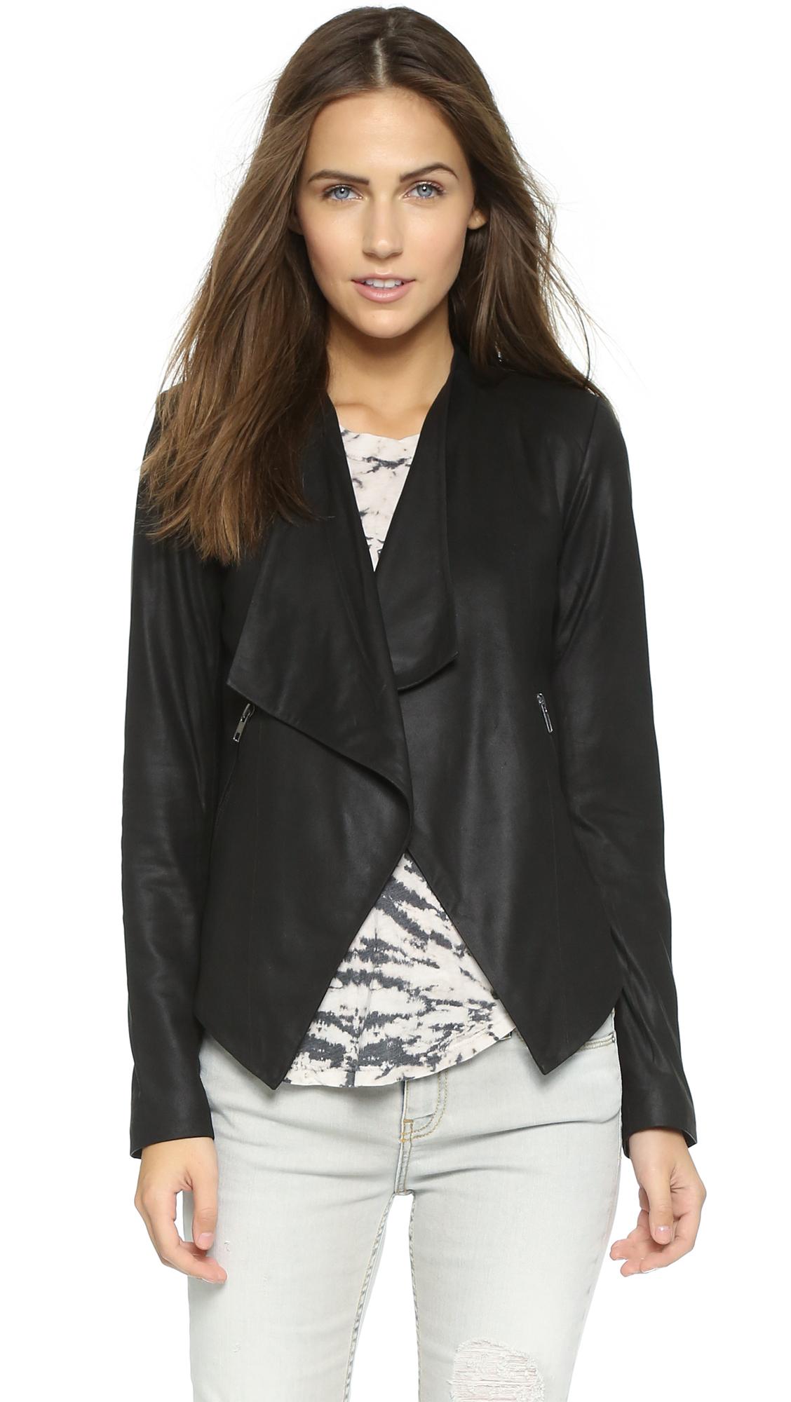 Bb dakota leather jackets