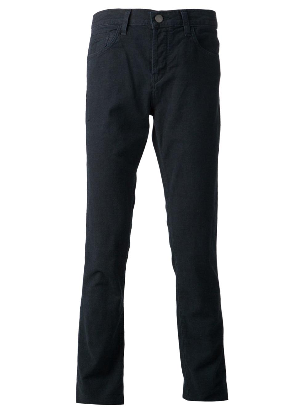 j brand fulton jeans in blue for men lyst. Black Bedroom Furniture Sets. Home Design Ideas