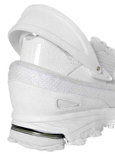 adidas By Raf Simons Synthetic Response Trail 2 Nylon Sneakers in White