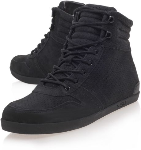 ugg high top slippers