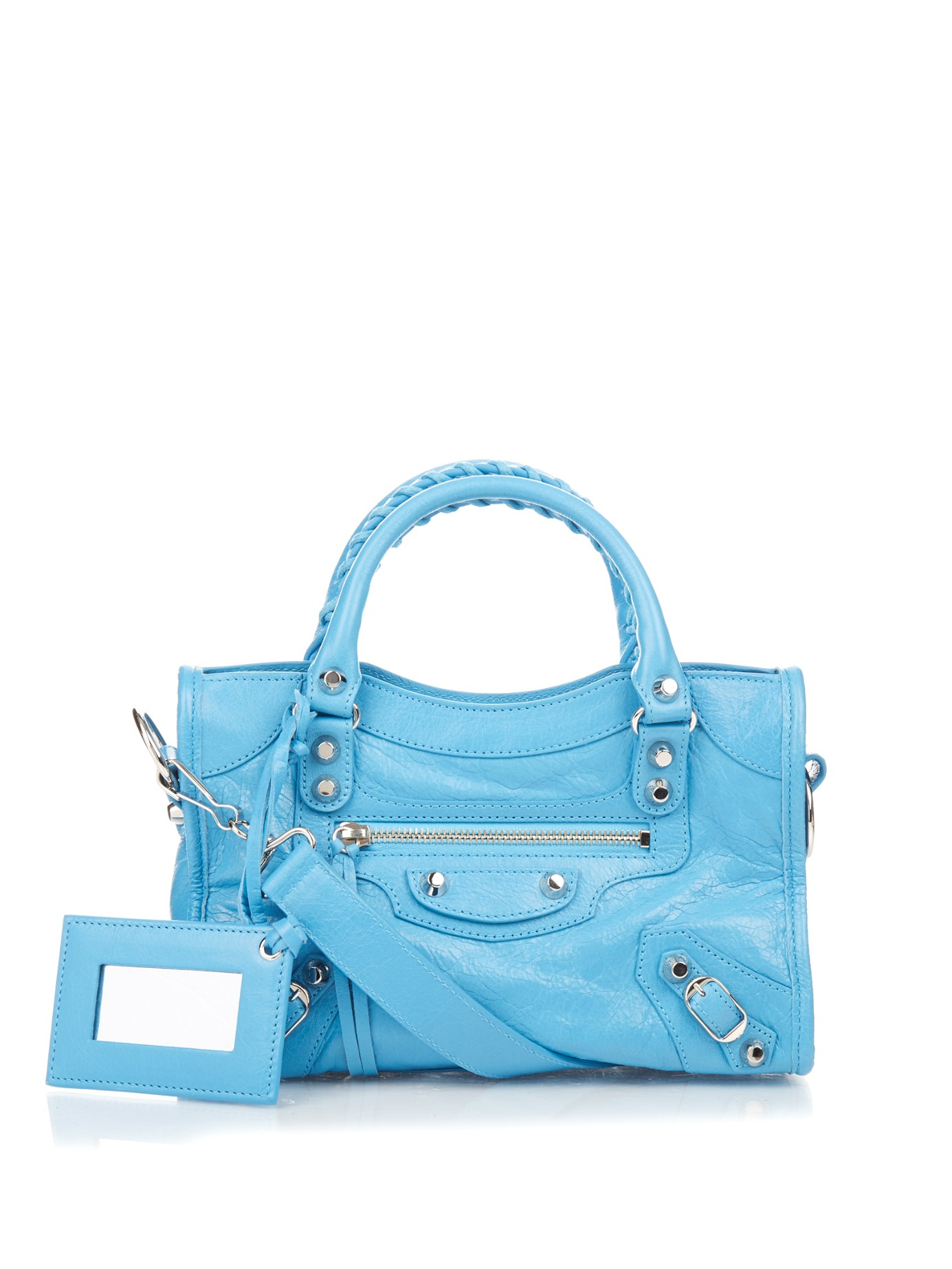 Balenciaga Giant 12 Mini City Crossbody Bag