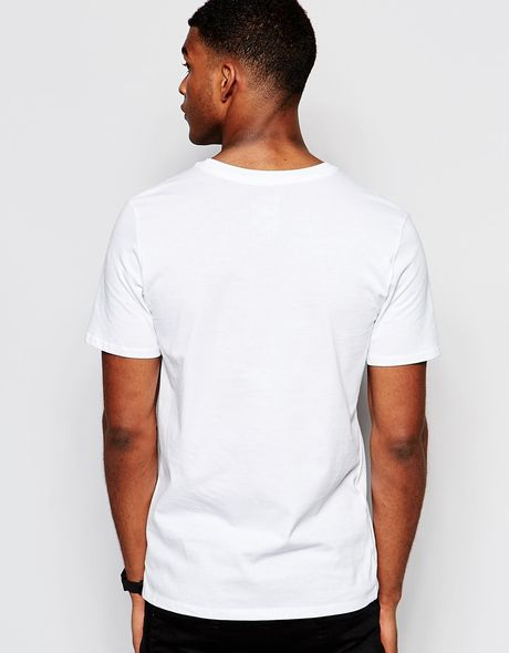 Nike Fc Slogan T Shirt 688016 100 In White For Men Lyst