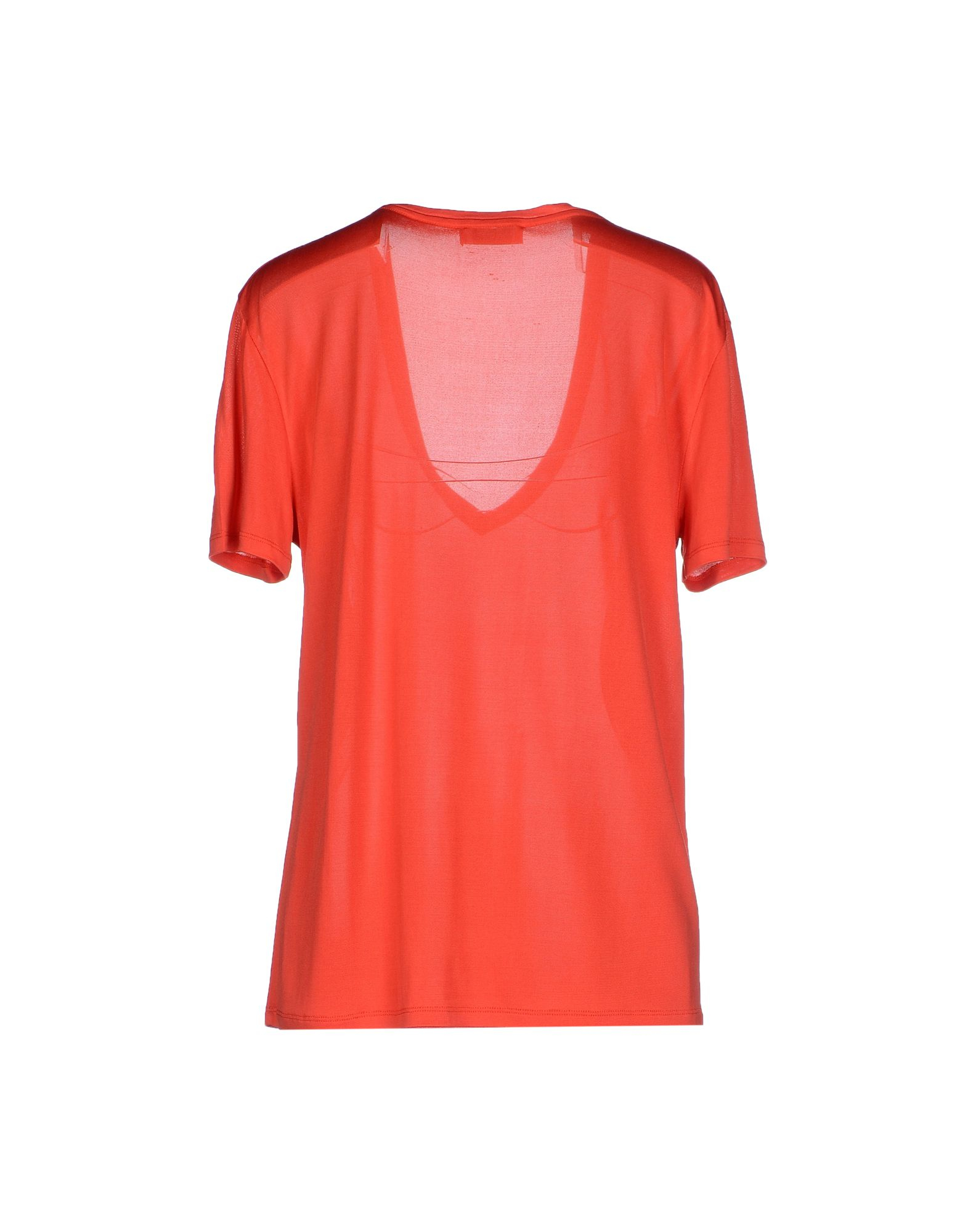 Equipment T Shirt In Red Lyst