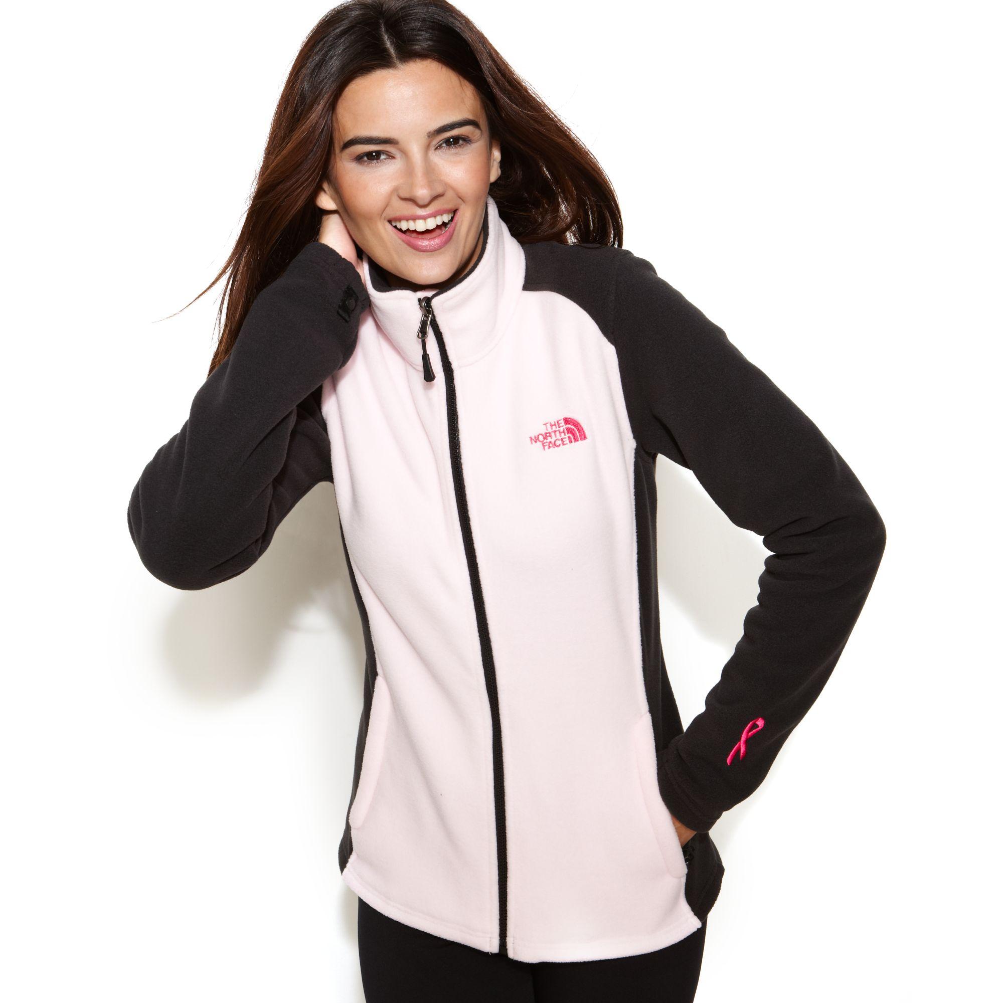 1c946ae1d The North Face Rdt 300 Flashdry Pink Ribbon Fleece