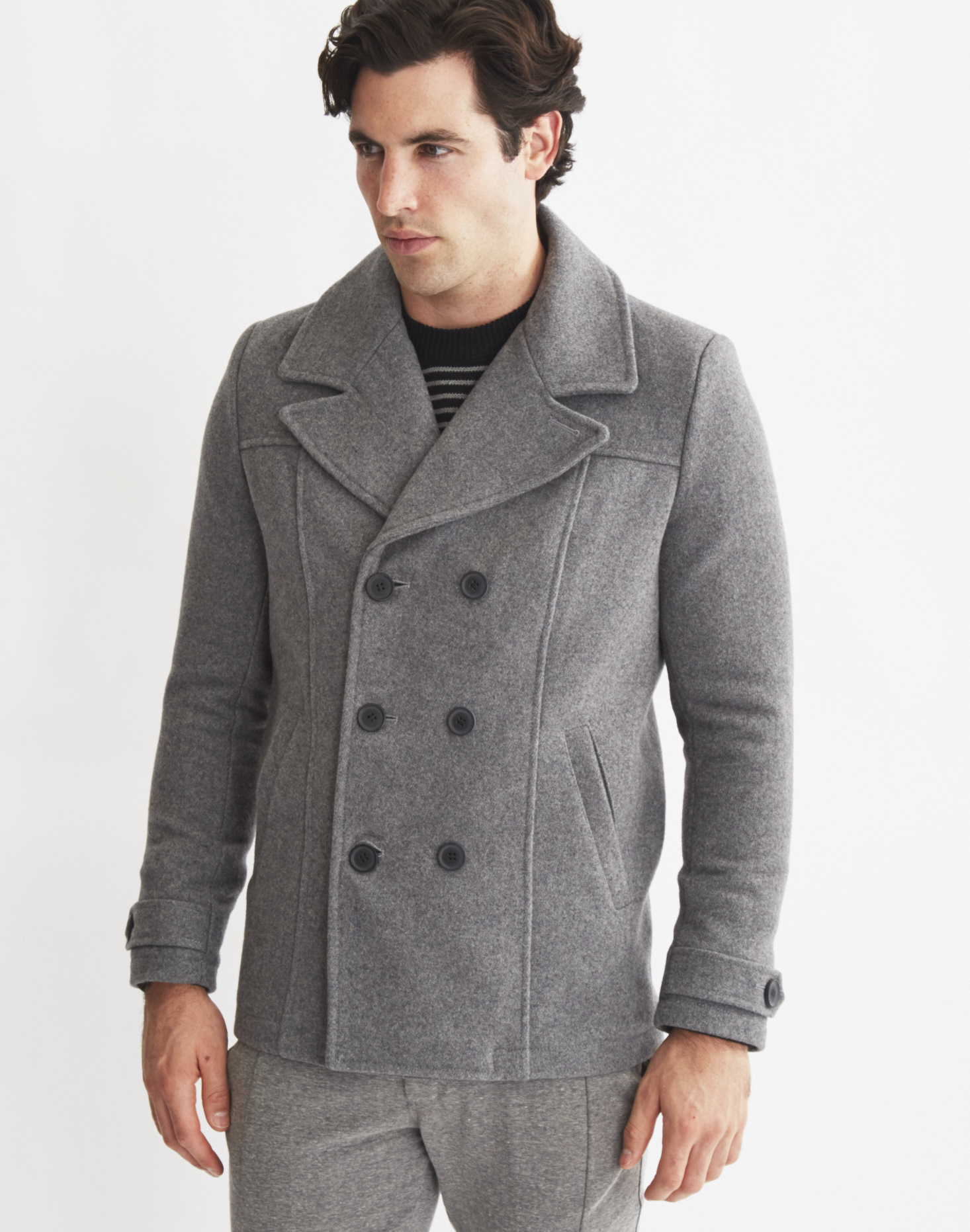 Only & sons Mens Peacoat Grey in Gray for Men | Lyst
