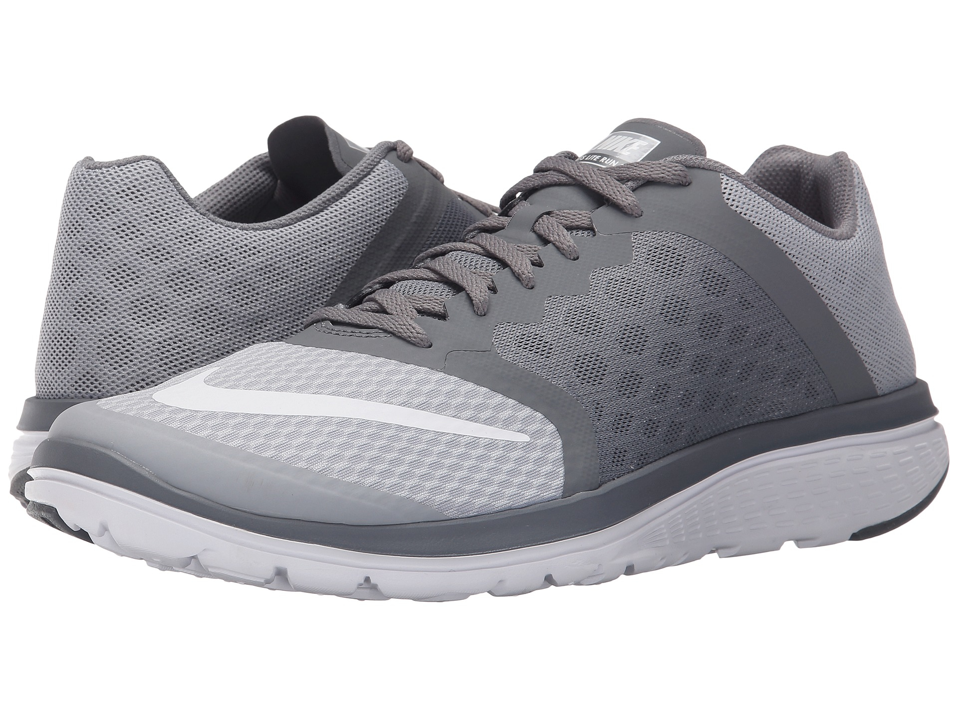 brand new a73e4 97889 Nike Gray Fs Lite Run 3