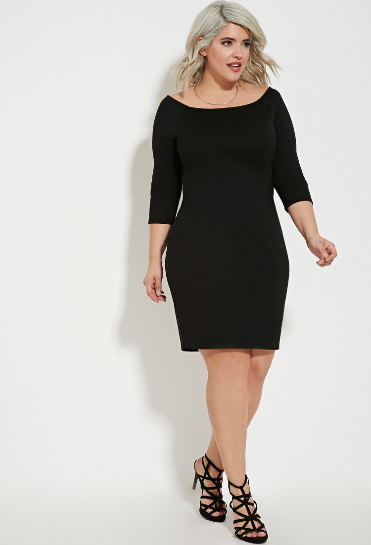 Online ads plus dresses where size buy bodycon