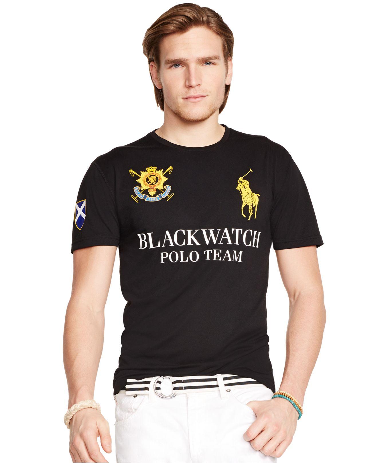 ralph lauren polo jersey shirt