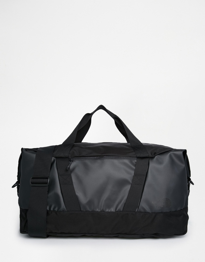 The North Face Apex Duffle Bag In Black For Men Lyst