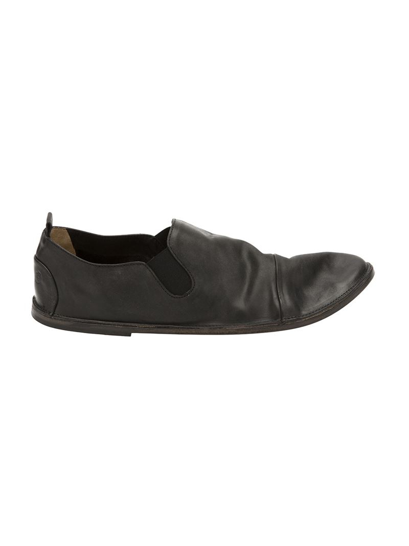 Cheap Mens Mars ll Black Strasacco Loafers