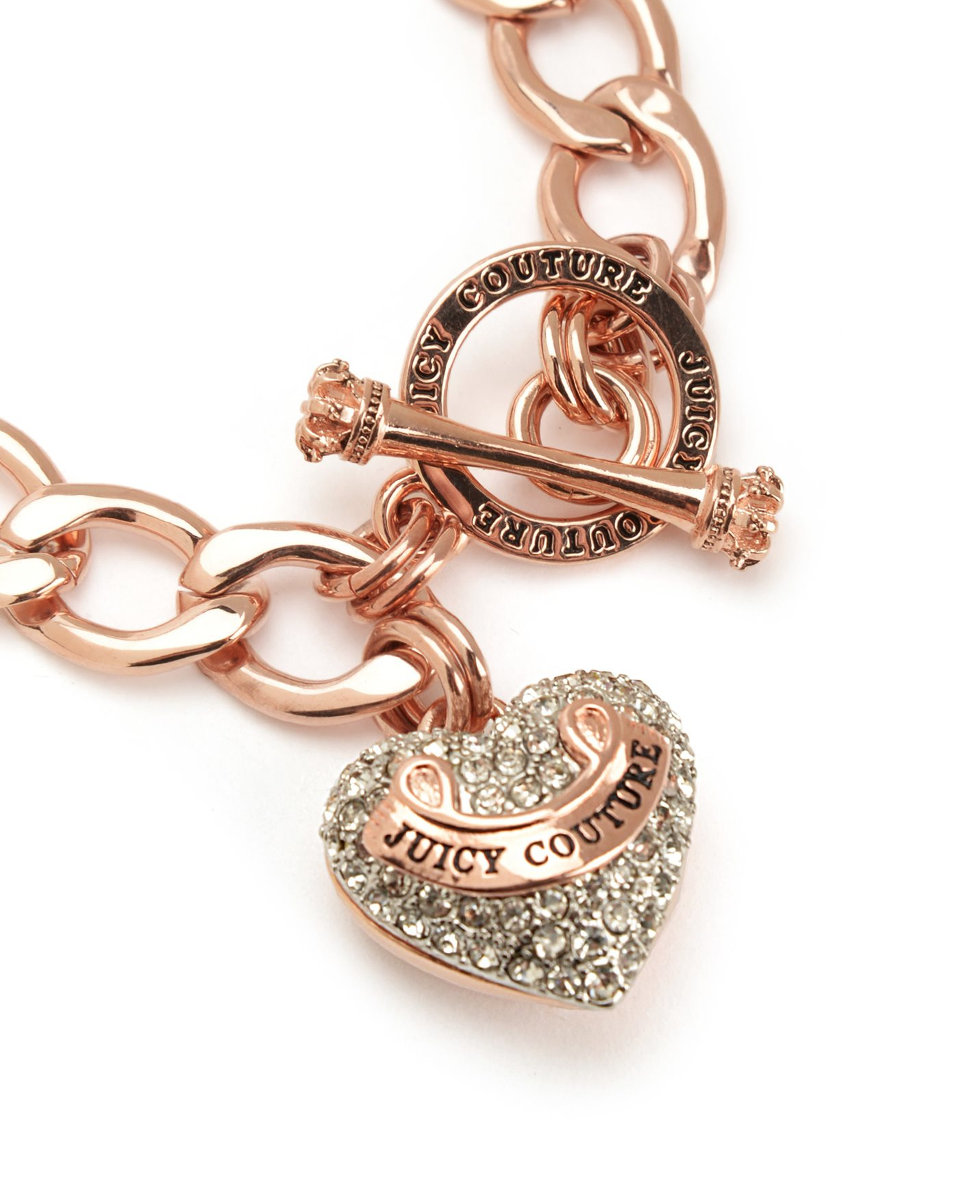 Gold Starter Charm Bracelet Juicy Couture