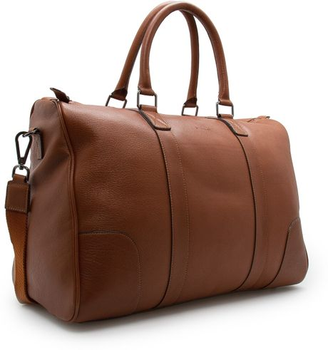 leather weekend bags for men - photo #7