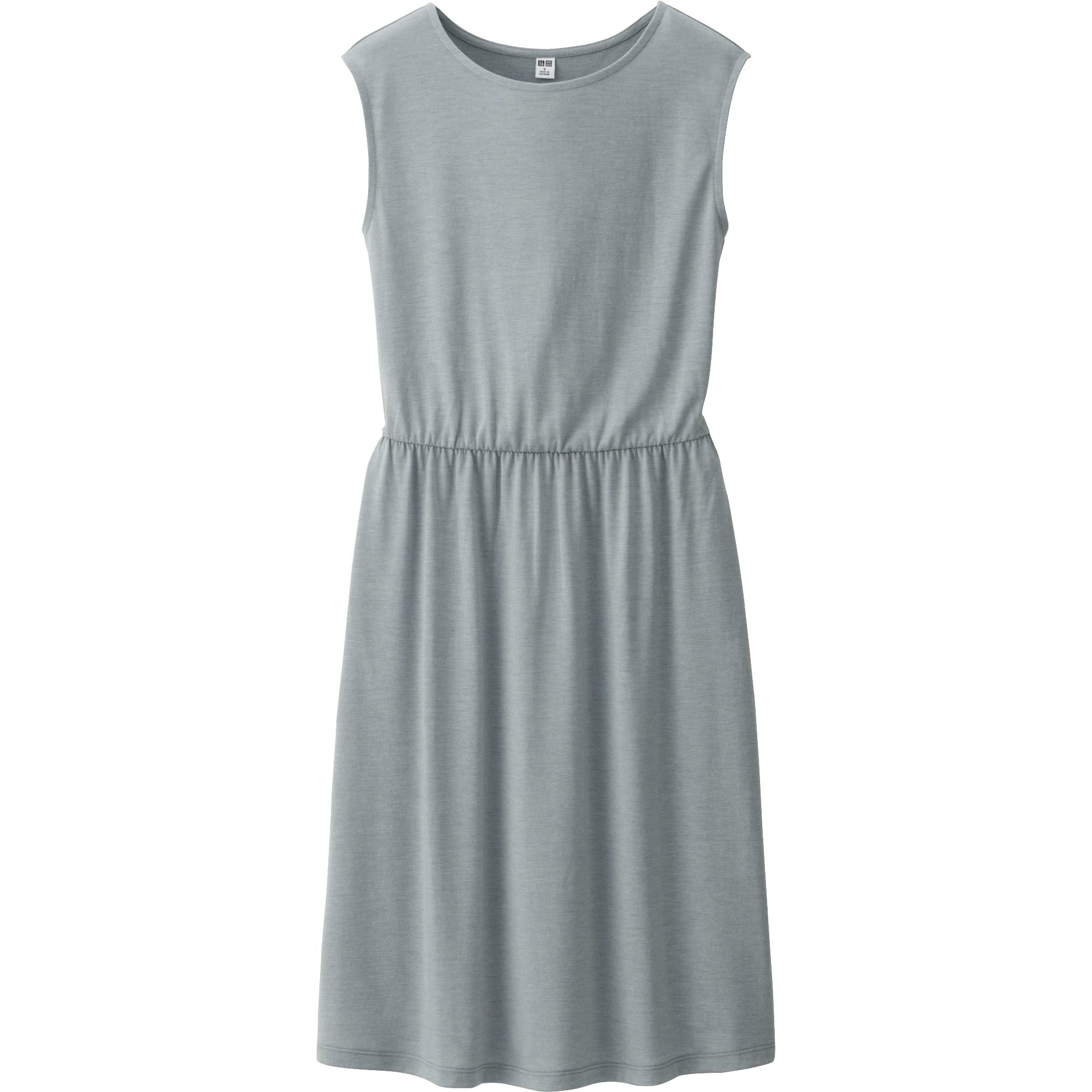 Awesome Women Clothing Uniqlo Dresses Uniqlo Women Stretch Double Woven Long