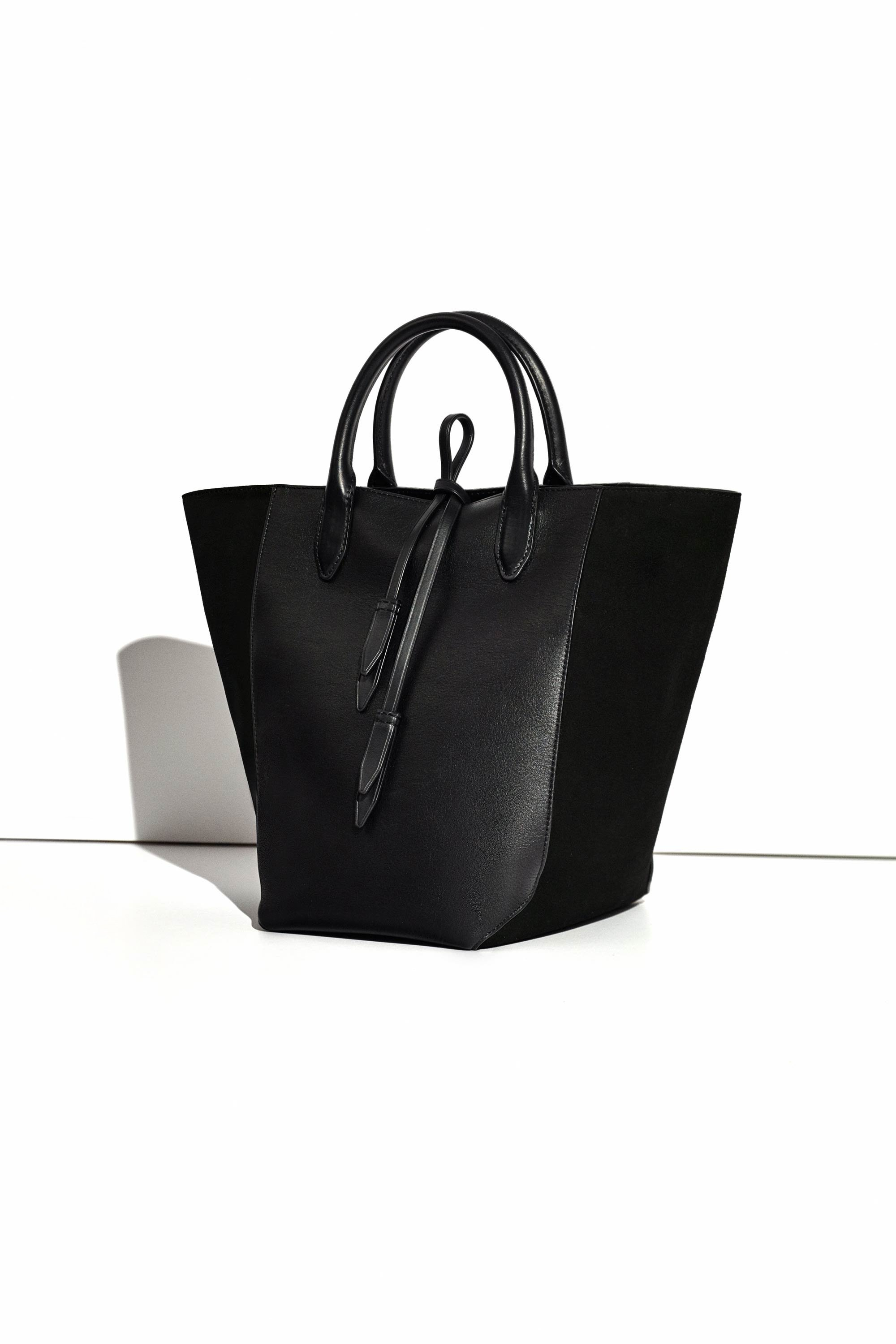 3.1 Phillip Lim Bianca Small Tote in Black