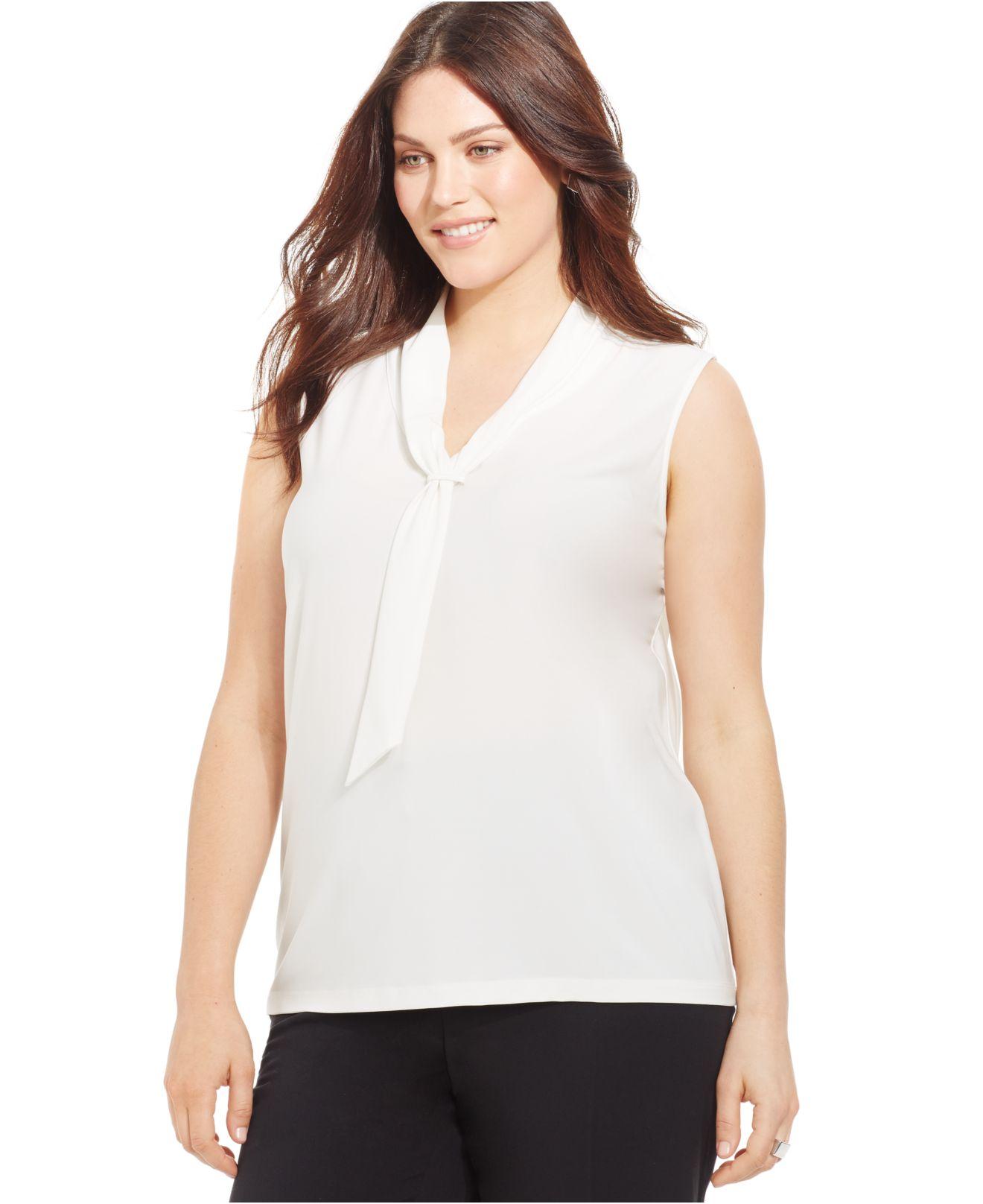 plus size tie front blouse blouse styles