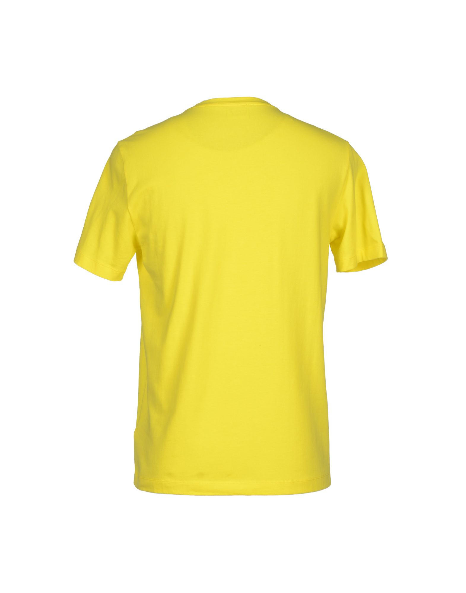 yellow t shirt for men