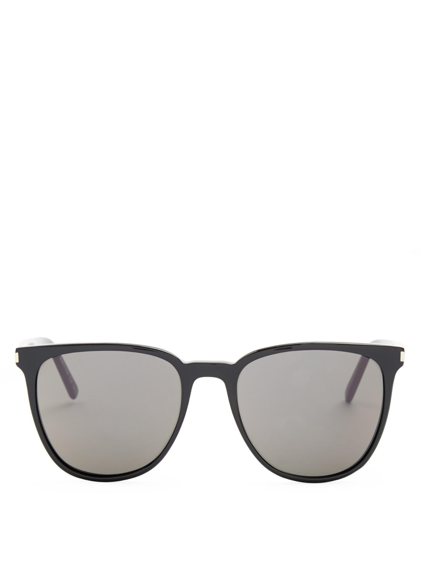 Balenciaga Black Square Frame Sunglasses   City of Kenmore, Washington