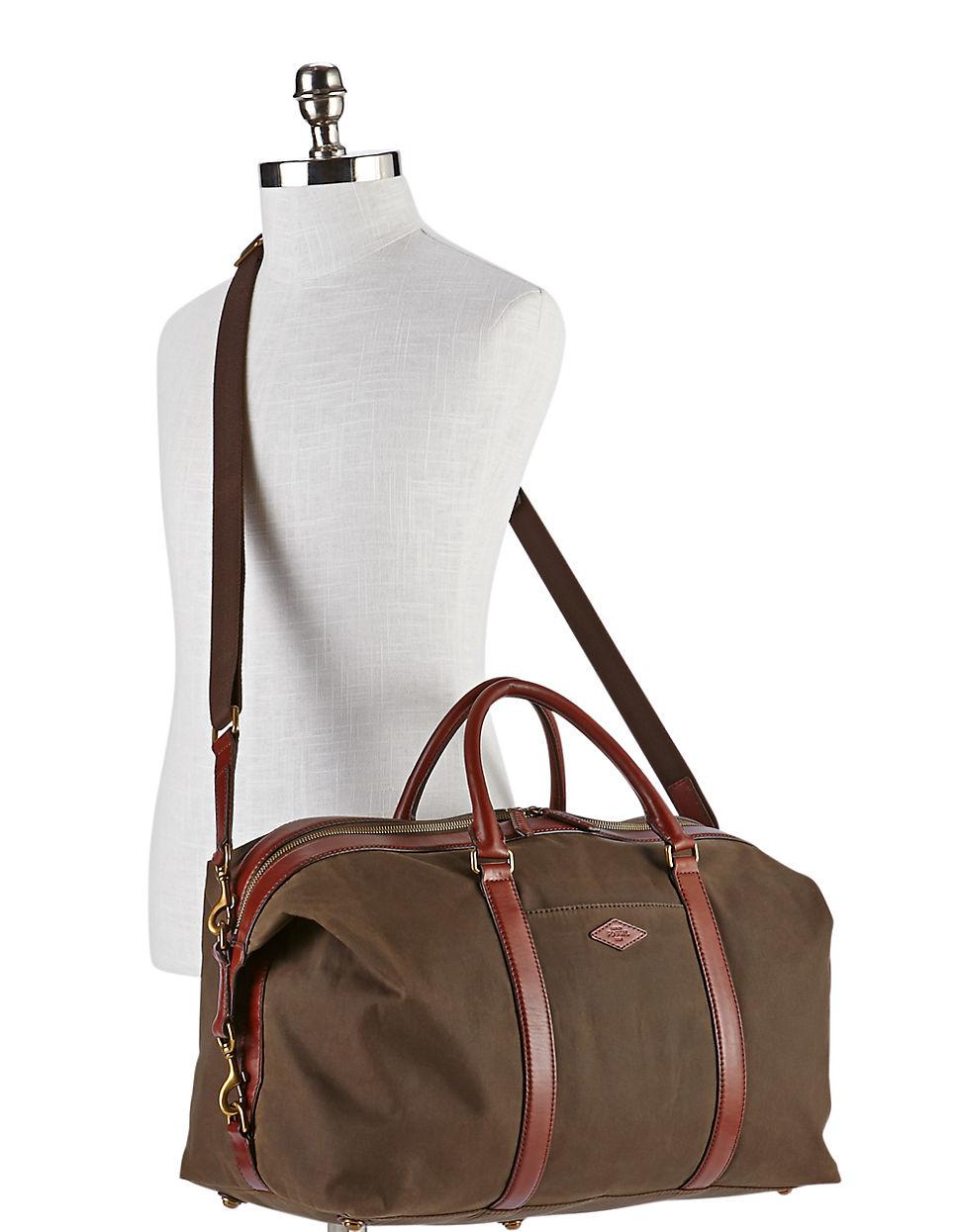 Campbell Weekender Bag