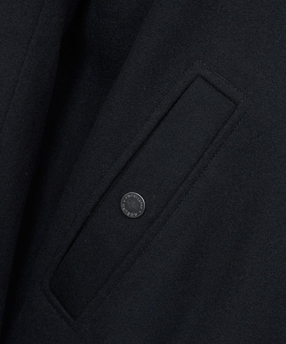 Christopher Raeburn Black Wool Bomber Jacket for Men