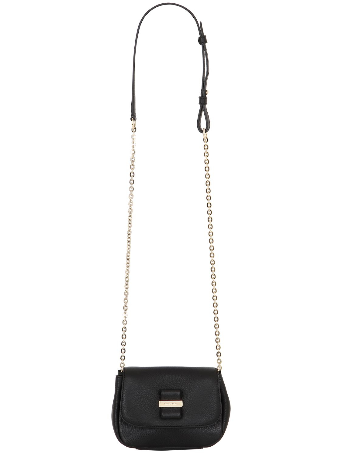 See by chlo�� Small Rosita Leather Shoulder Bag in Black | Lyst