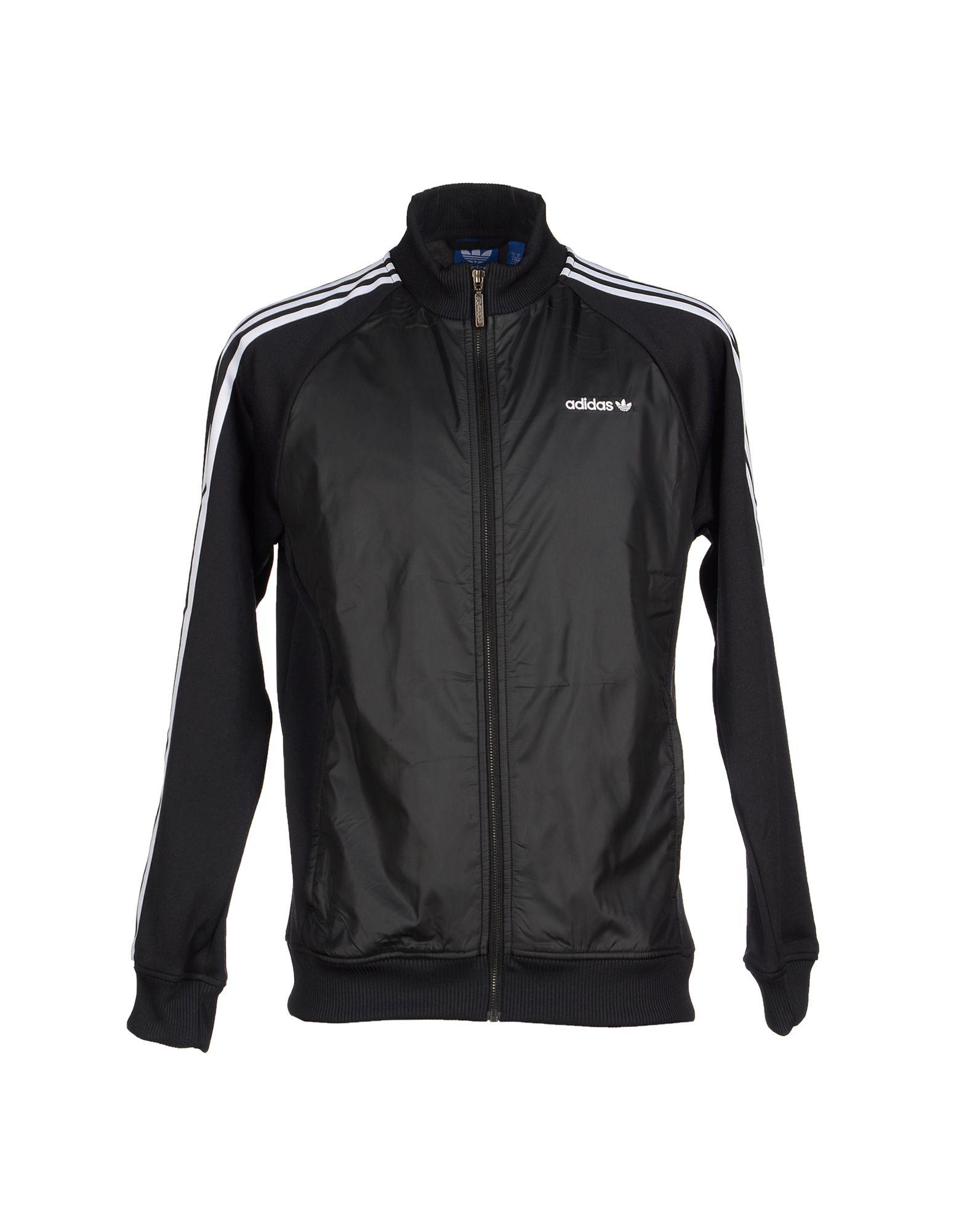 Lyst - Adidas Originals Jacket in Black for Men