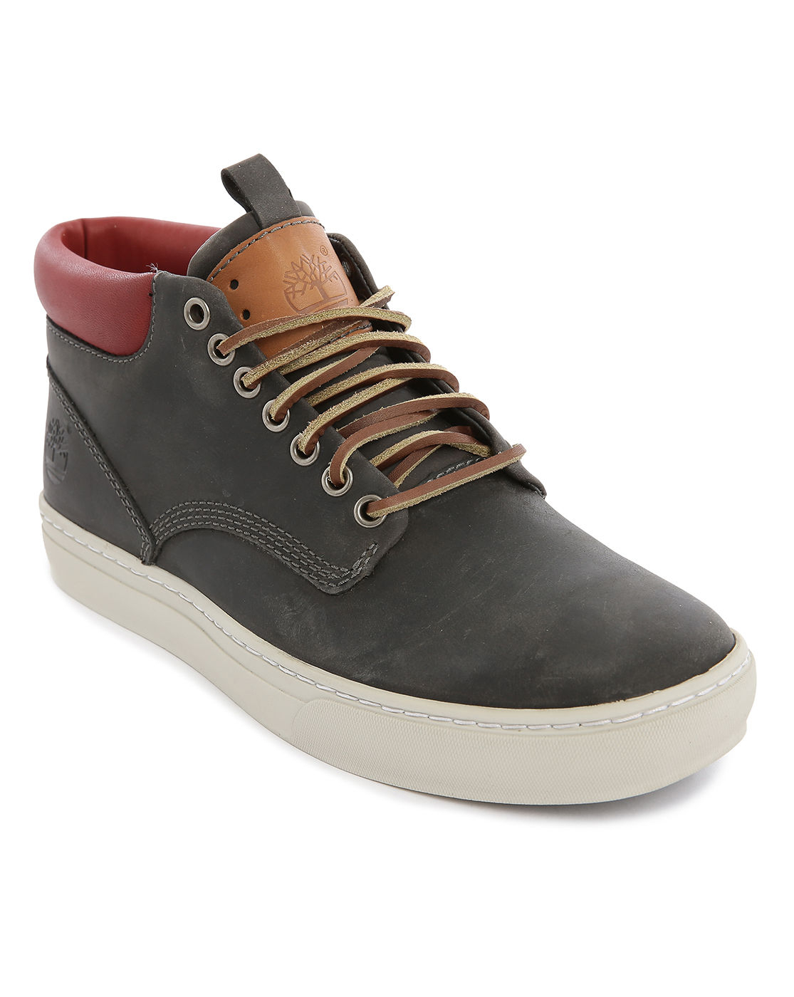 timberland cupsole chukka cognacoiled leather shoes in. Black Bedroom Furniture Sets. Home Design Ideas