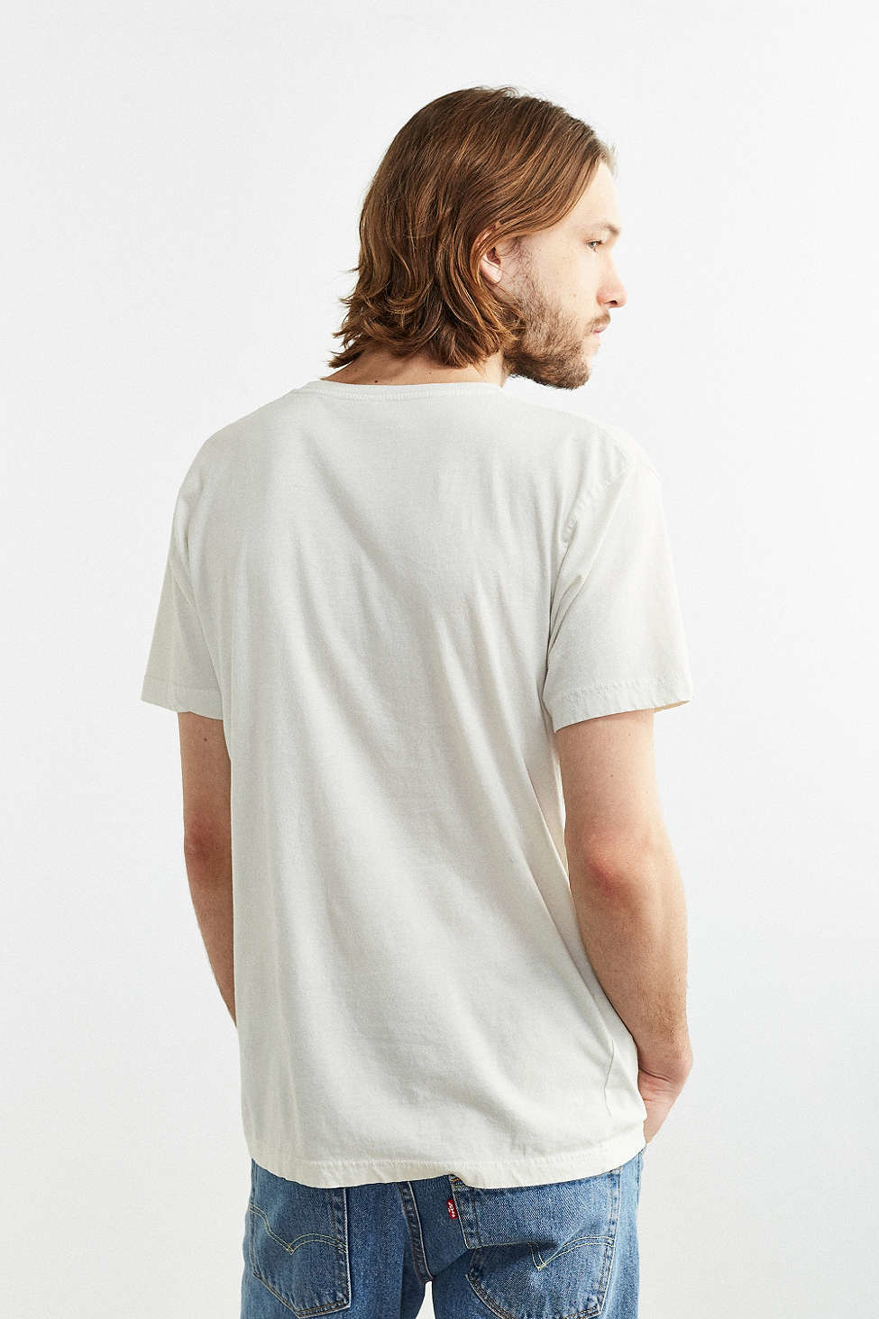 outfitters just dude it in white for lyst