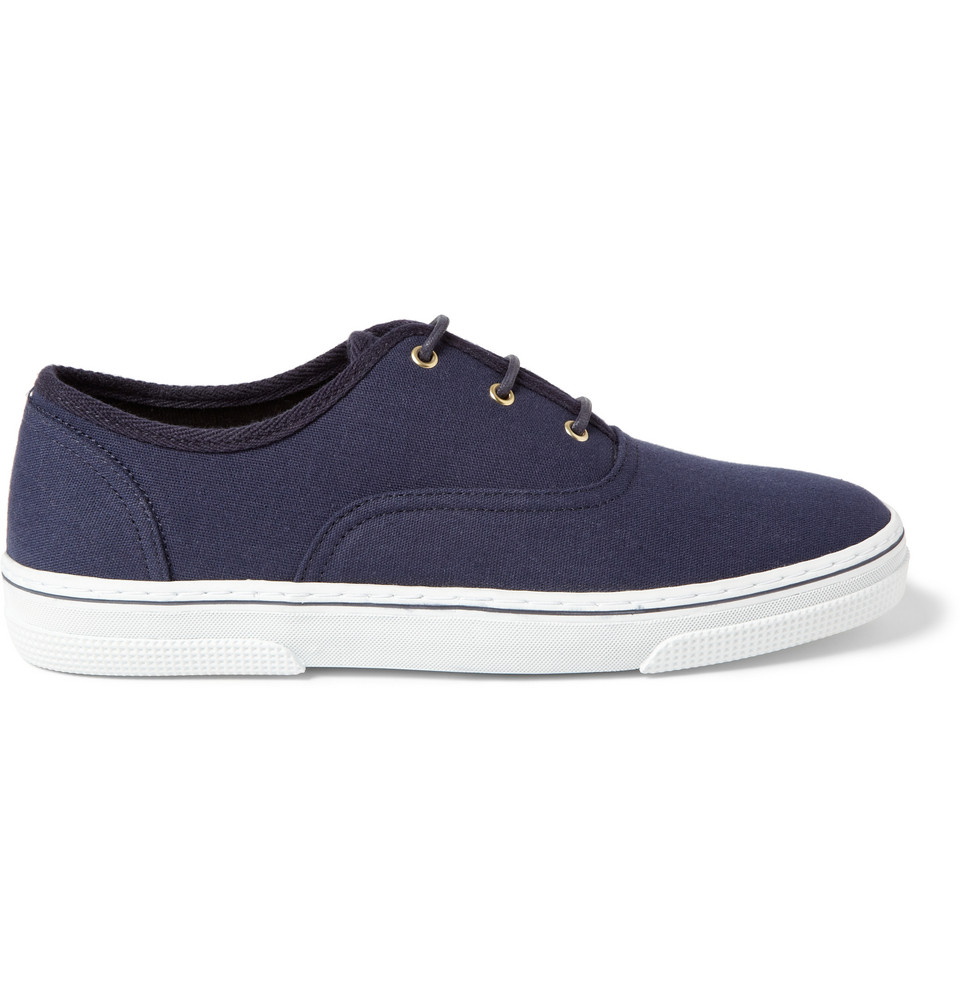 A.P.C. Sneakers in Blue