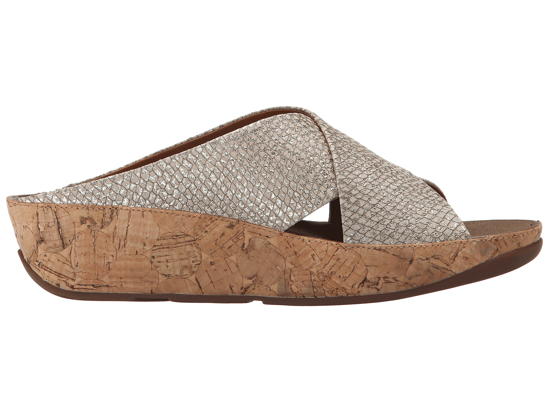 0c5ccc130877 Lyst - Fitflop Kys in Metallic