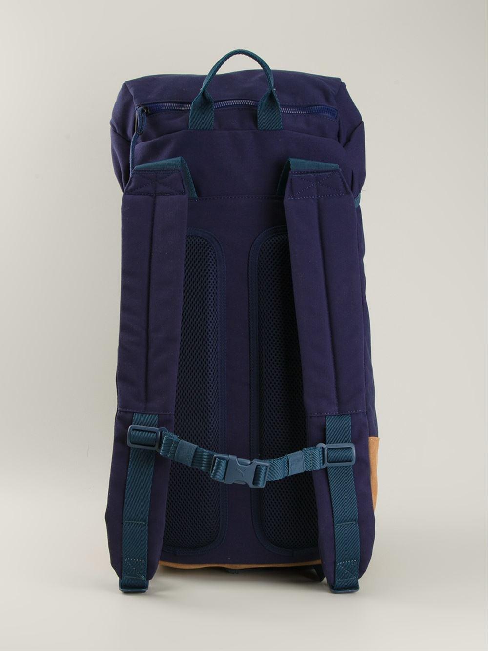 Lyst Puma Bwgh Backpack In Blue For Men