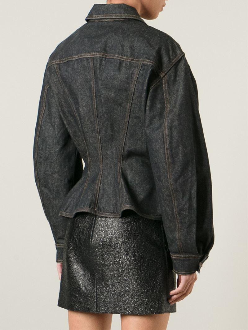 Black Utility Jacket Women S