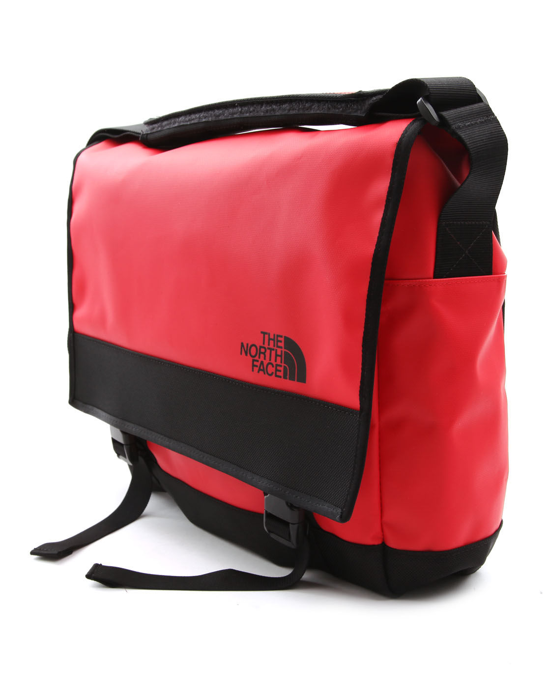 The North Face Schoudertas Base Camp Messenger Bag : The north face base camp messenger m red bag in for