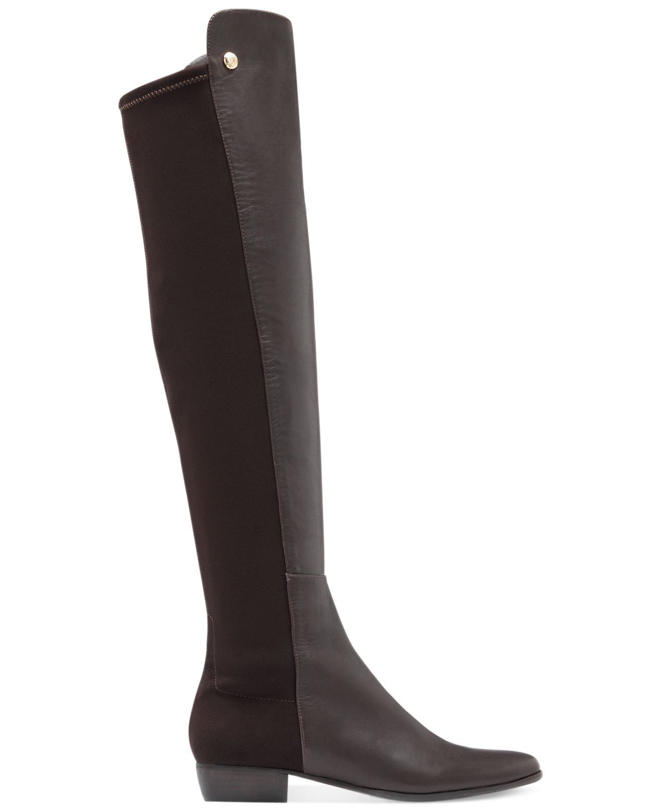 e48925fb575 Vince Camuto Brown Karita Tall Riding Boots