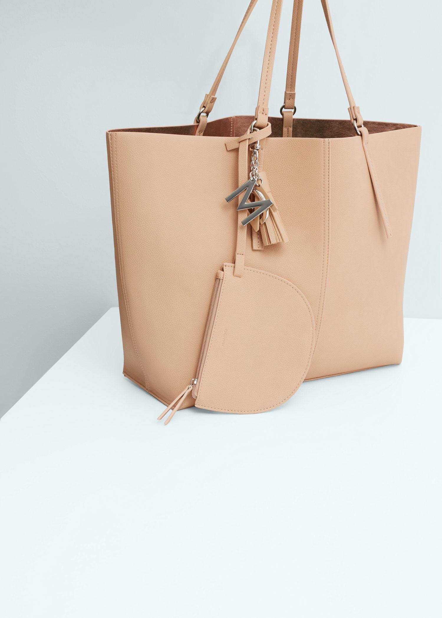 Elegant Tassel Shopper Bag  Bags For Women  MANGO USA