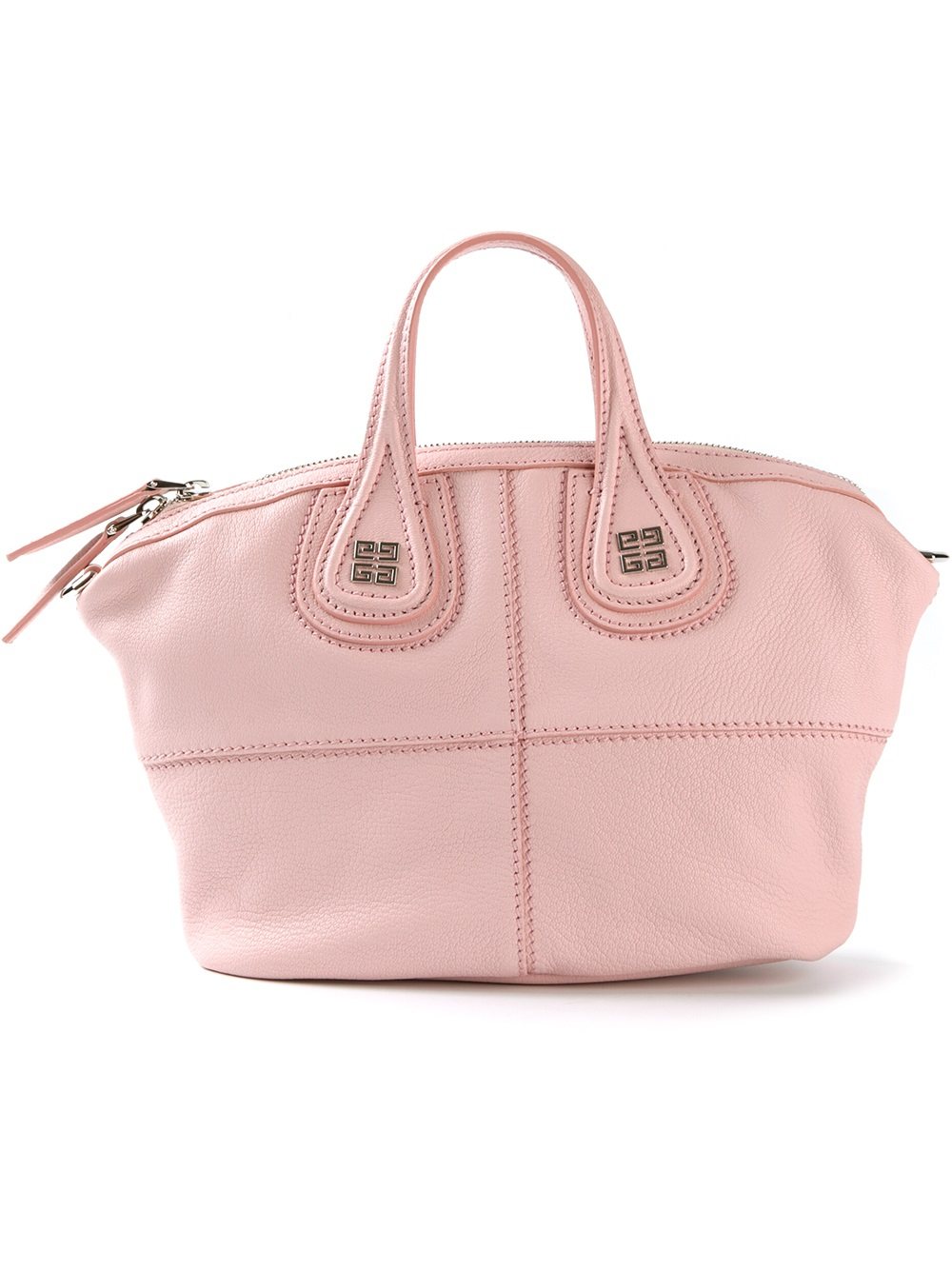 e232bd9374e5 Lyst - Givenchy Nightingale Mini Tote Bag in Pink