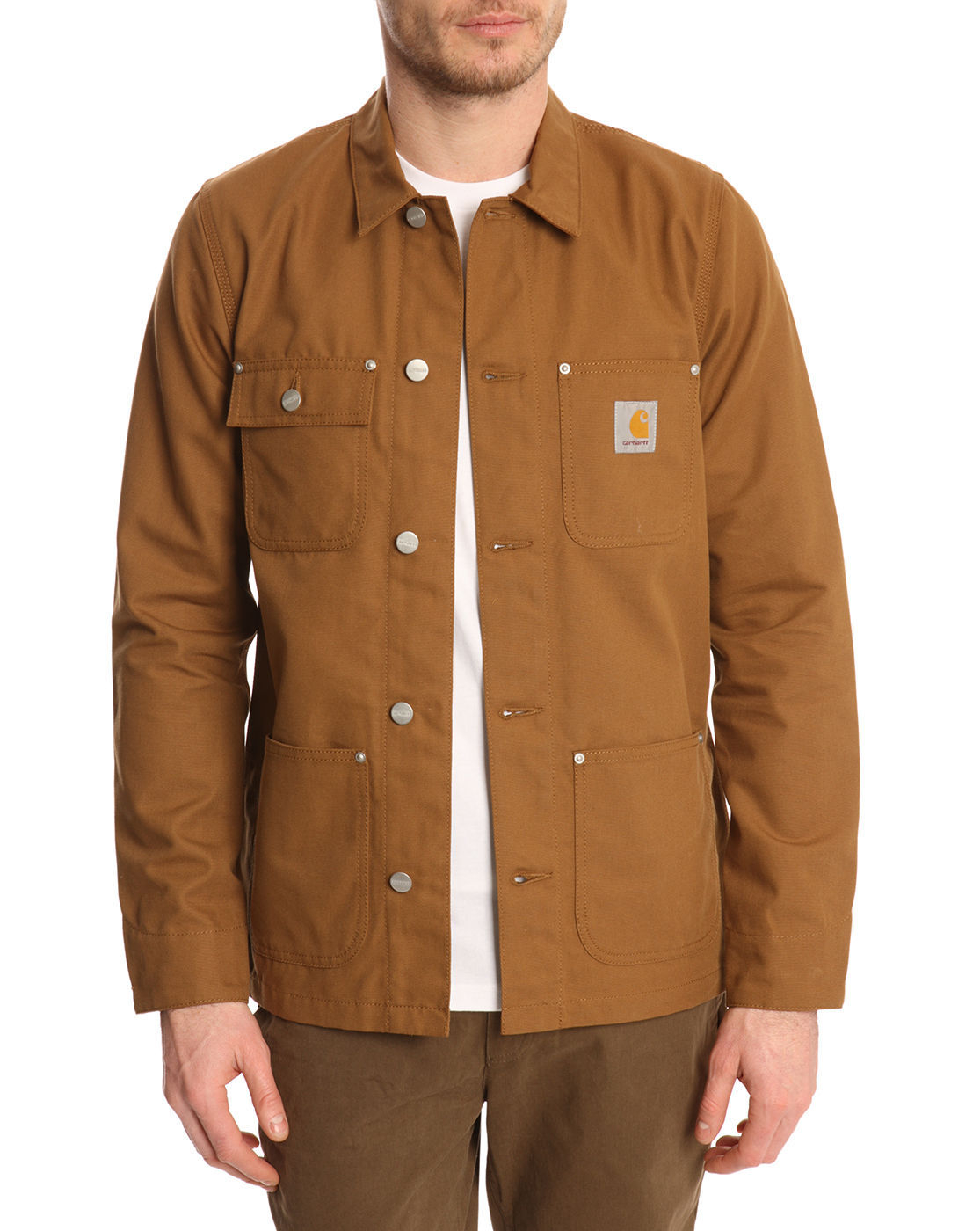 Brown Work Jacket | Outdoor Jacket