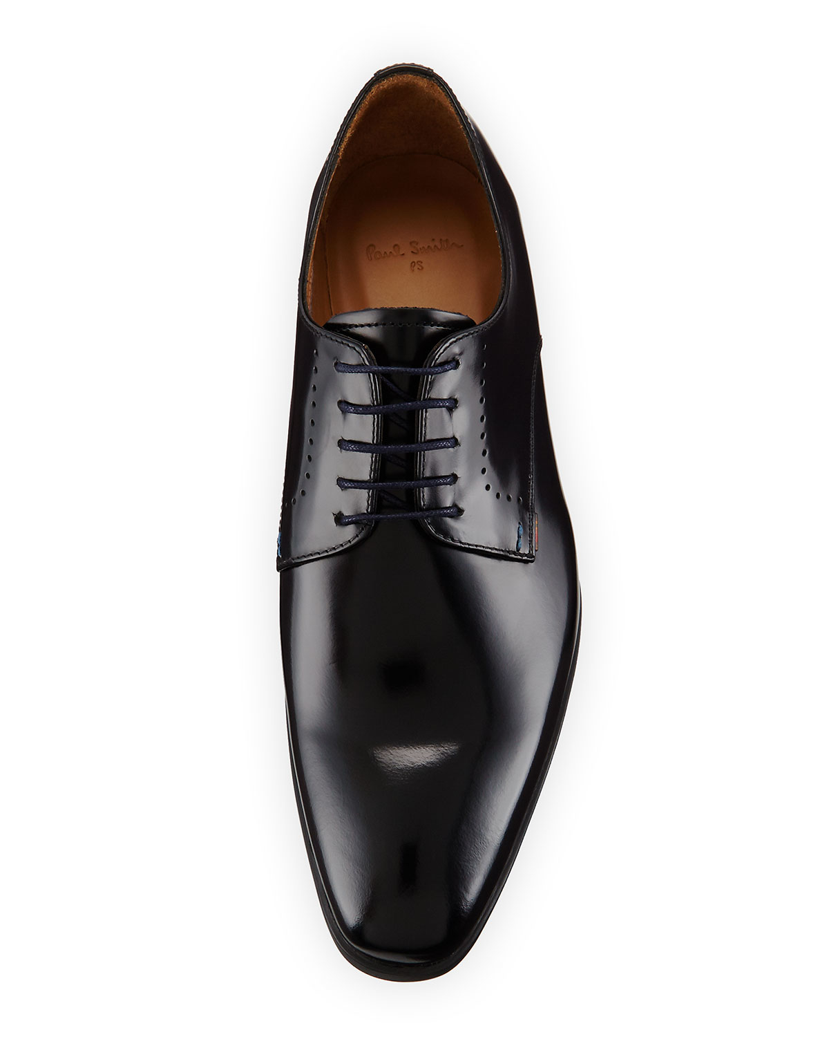 Black Moore Oxfords Paul Smith YV69UoGngt