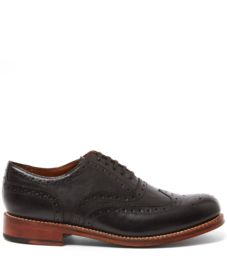 Oxford Shoes Goodyear Welt