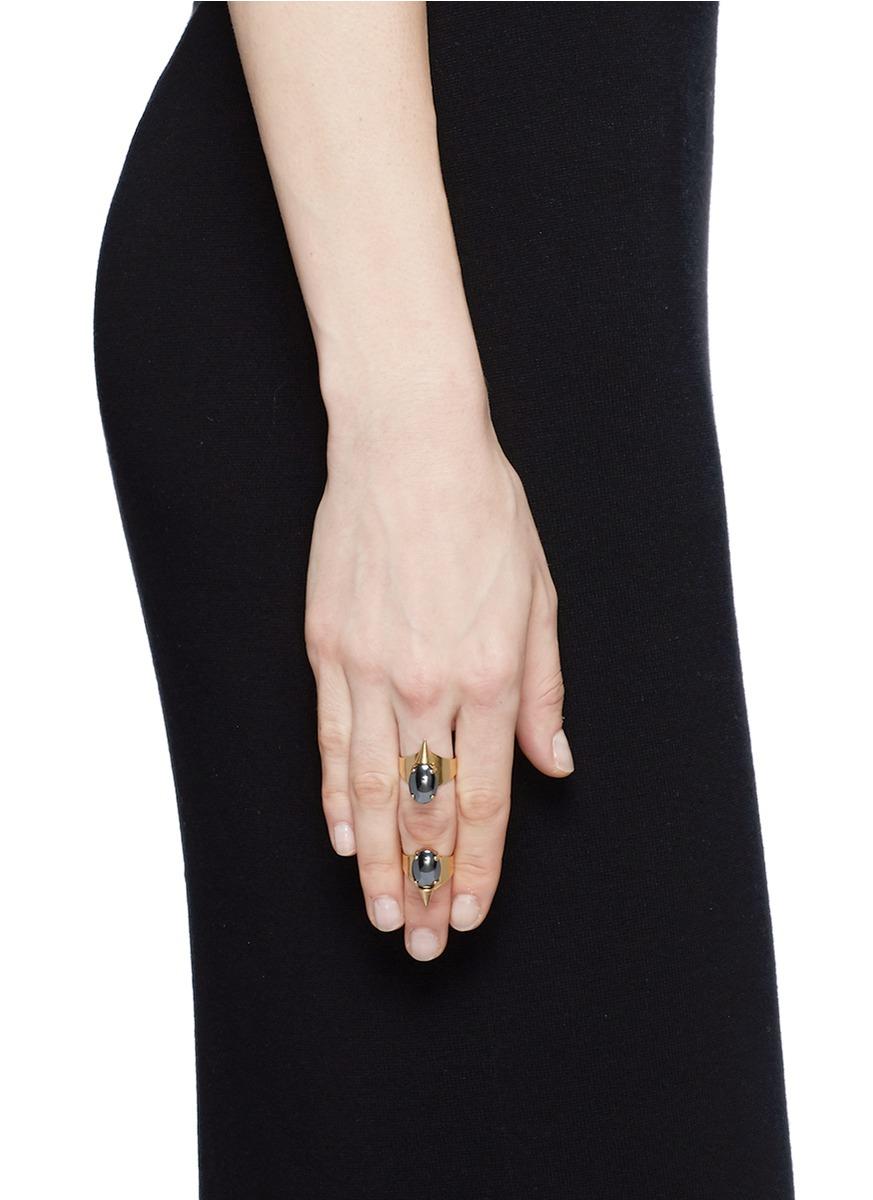 Ela Stone Ring