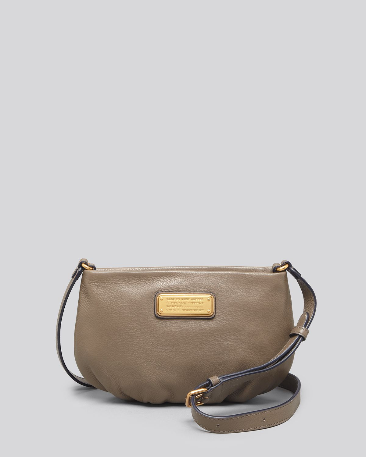 e5b95a0e82762 Lyst - Marc By Marc Jacobs Crossbody - New Q Percy in Brown