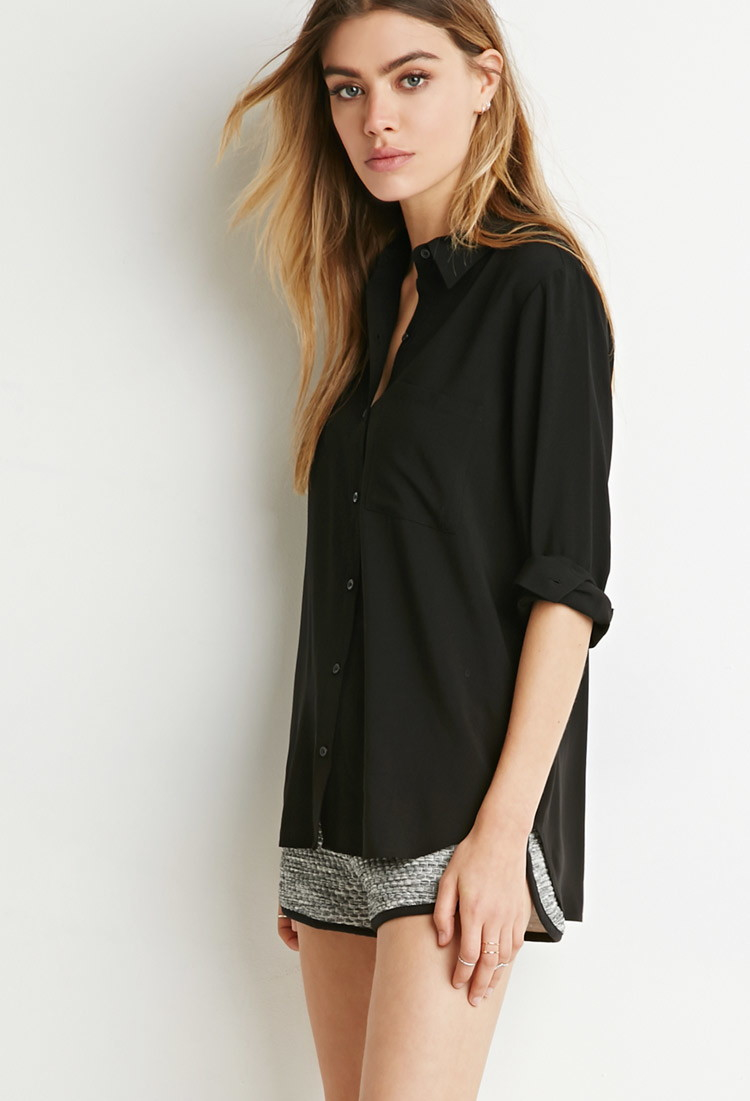 Black Shirts Forever 21