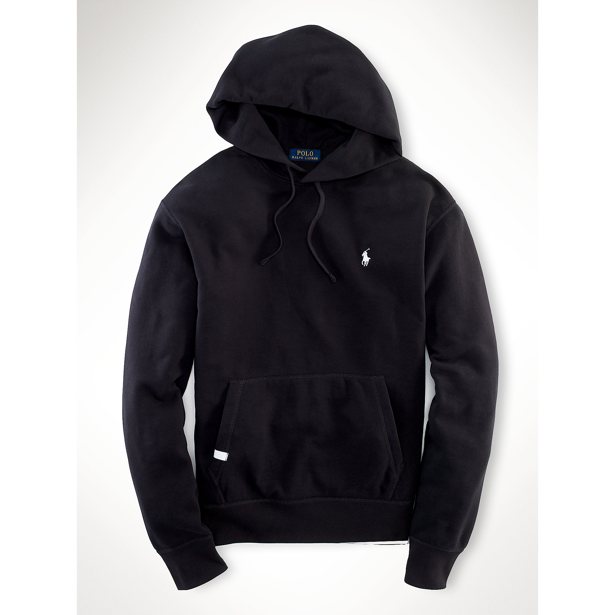Ralph Black Men Polo Fleece Lauren For Performance Hoodie MqSGLVzUp
