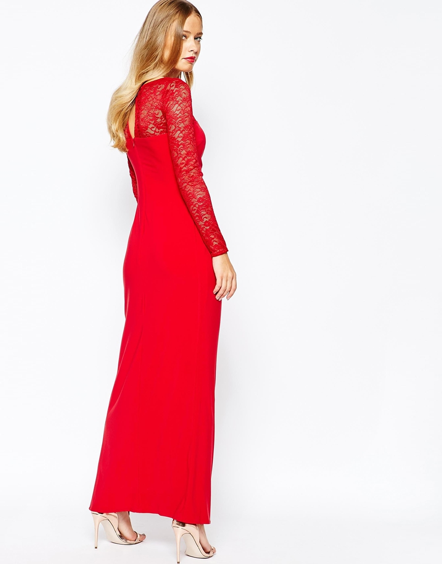 Red Dresses At Macy S