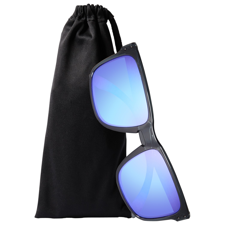 Oakley Oo9102 9102-45 Holbrook Acetate Frame Sunglasses in Black