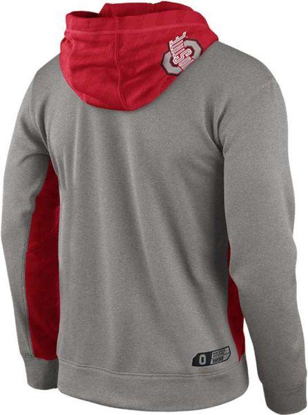Ohio state hoodies nike